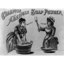 История возникновения мыла